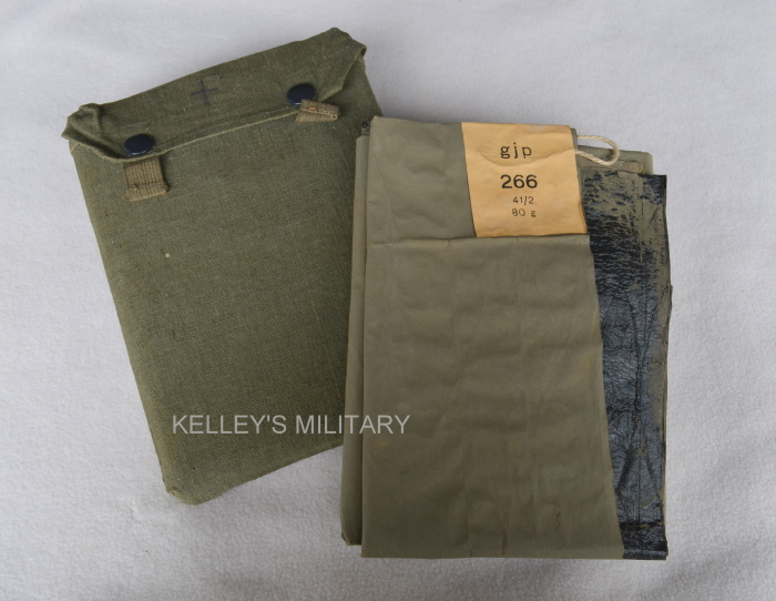 Reproduction Wwii German Gas Cape Kelleys Military